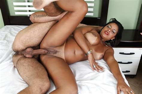 ana luz has her latina pussy fucked and mature big tits teased