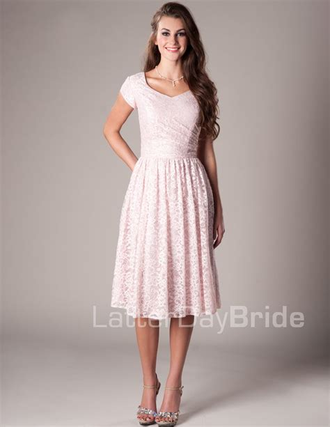 Modest Bridesmaid Dresses by Darby Modest Mormon Lds Bridesmaid Dress Modest