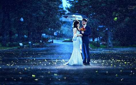 couple hd live wallpaper couple rain season image hd wallpaper 1080p hd