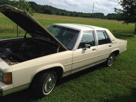 car owners manuals for sale 1985 ford ltd windshield wipe control service manual manual cars for sale 1989 ford ltd crown victoria auto manual 1989 ford ltd