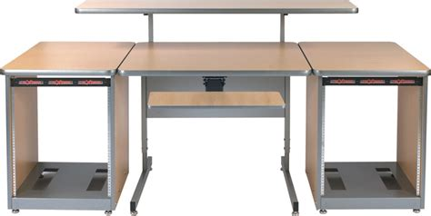 Raxxess Config U Raxx System 3 Maple Sweetwater Com Raxxess Studio Desk