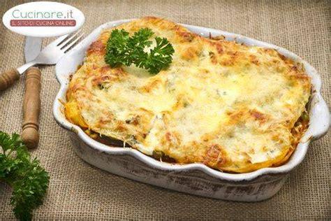 come cucinare lasagne lasagna ai funghi cucinare it