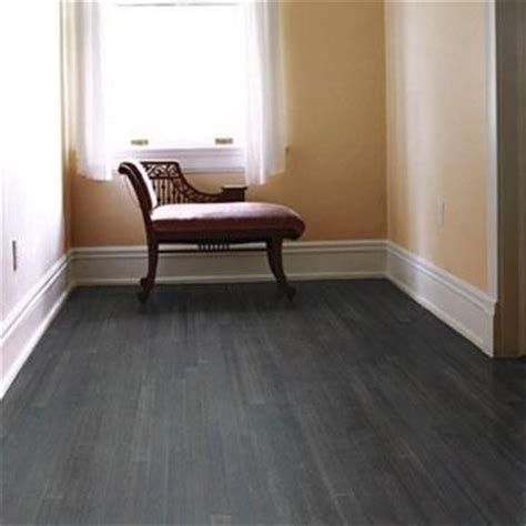 bamboo flooring is durable and can be refinished