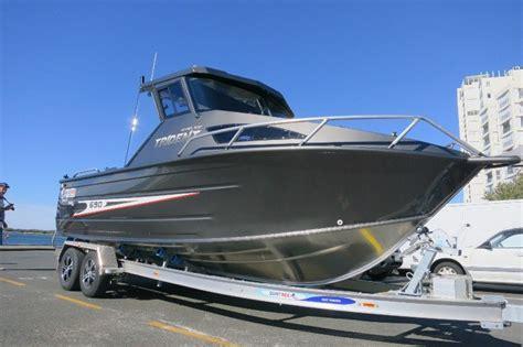 trident boats video quintrex trident hardtops trade boats australia