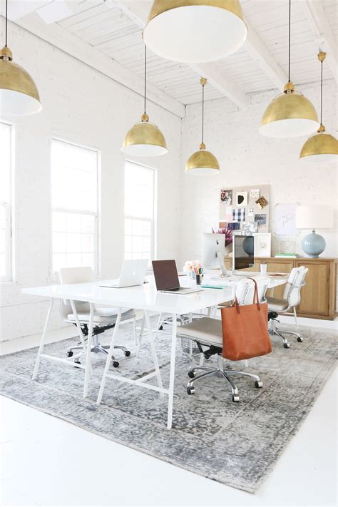 copy cat chic room redo bright eclectic office space copycatchic
