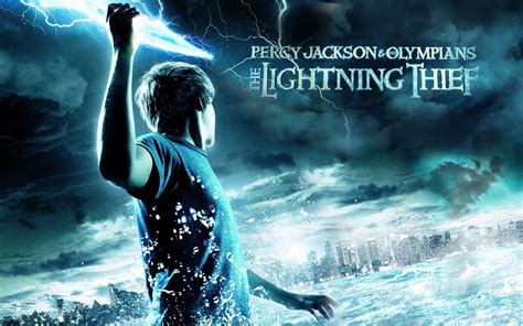 the lighting thief for ken for knowledge percy jackson and