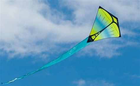 Stunt Kite Sky eo atom prism kite technology