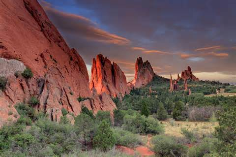 Garden Of The Gods Park by If Garden Of Gods Shannonmountainman
