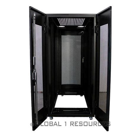 24u Server Rack by New 24u Universal Server Rack Enclosure Dell Servers
