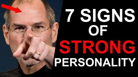 7 Signs He Might by 7 Signs You A Strong Personality That Might Scare