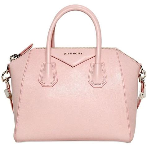Best Seller Givenchy Antigona Crocodile givenchy small antigona grained leather bag light pink with top handles and shoulder