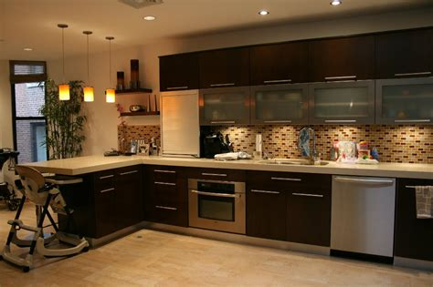 a kitchen kitchens