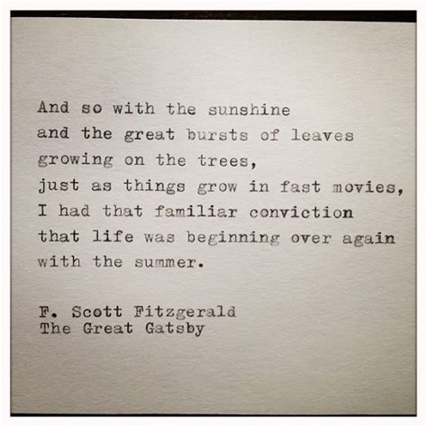 themes in the beginning of the great gatsby 30 famous the great gatsby quotes for f scott fitzgerald