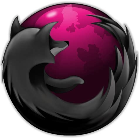 Pink and Black Firefox Windows by anathematix on DeviantArt