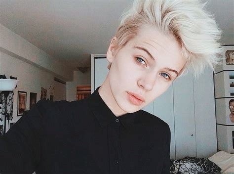 androgynous wedge hair cuts 134 best images about haircut inspiration on pinterest