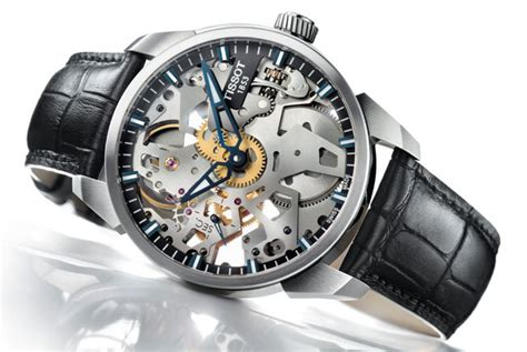 mit price tissot t complication squelette le temps en mouvement