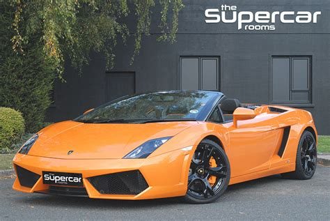 for sale lamborghini gallardo lp560 4 spyder