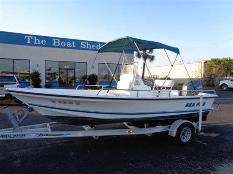 sea pro bay boat sea pro sv 1900 bay boat boats for sale