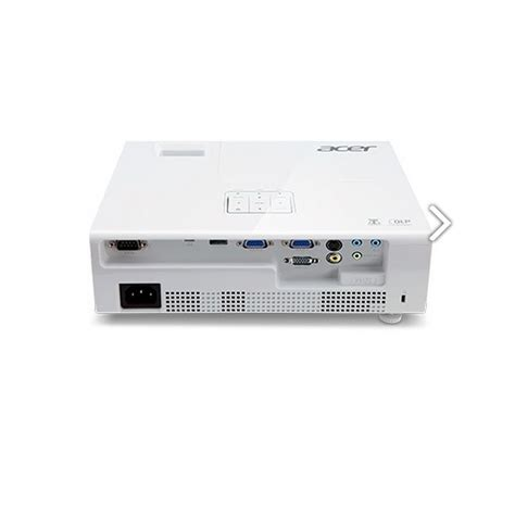 Projector Acer P1173 projector acer p1173 3d