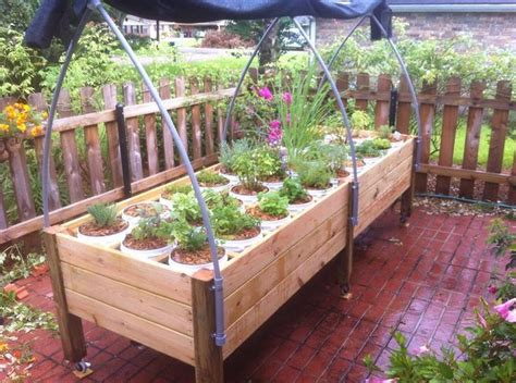 Self Watering Raised Bed by Pin By Johanne Daoust On Garden Sub Irrigated