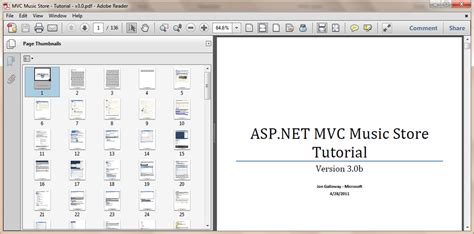 tutorial asp net mvc 4 from tools to tunes the mvc music store helps you learn