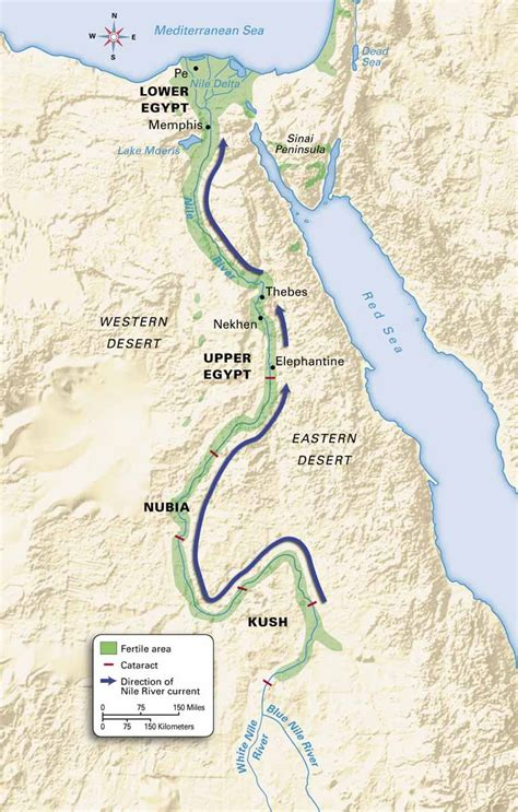 middle east map nile river ancient maps for the map assignment mr brunken s