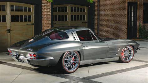1963 chevrolet corvette split window 1963 chevrolet corvette split window coupe s145 1