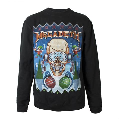 metallica xmas jumper feature top 10 metal and punk christmas gifts 2014