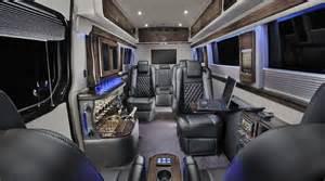 Mercedes Sprinter Cer Conversion Custom Sprinter Vans Luxury Conversion Vans Sprinter