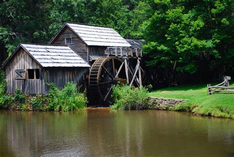Mills To Do With The by What Is A Waterwheel Wonderopolis