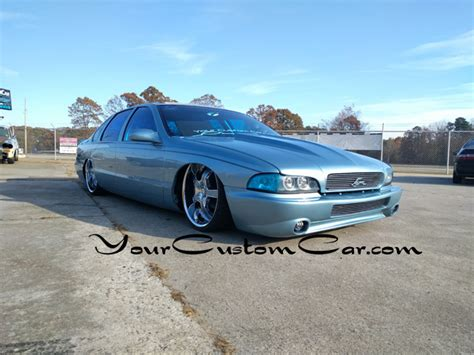 custom 96 impala ss custom impala ss