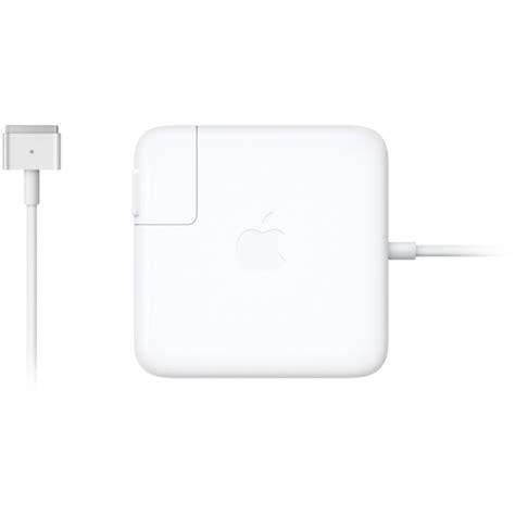 Adaptor Charger Apple Macbook Magsafe 2 60 Watt A1435 T apple 60w magsafe 2 power adapter apple