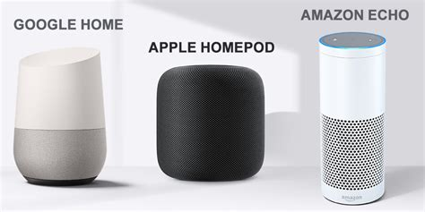 apple homepod says hello to home and echo