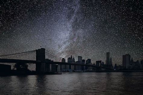 Sky Without Light Pollution by You Ll Never Look At The Sky In The Same Way