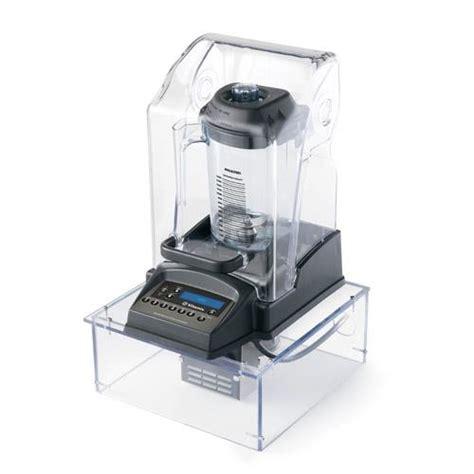 Blender Advance vitamix 40010 48 oz in counter blending station 174 blender etundra
