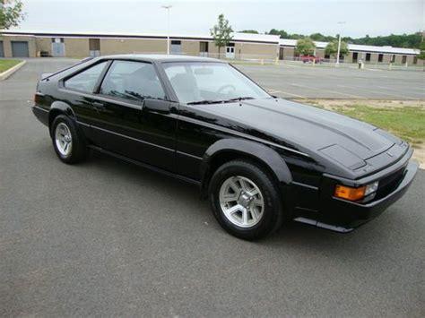1986 Toyota Supra For Sale Find Used 1986 Toyota Celica Supra Black Excellent In
