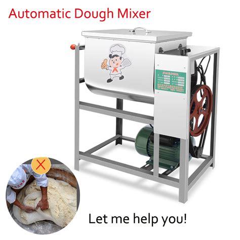 Mixer Roti 3 Kg commercial automatic dough mixer 25kg flour mixer stirring mixer the pasta machine dough