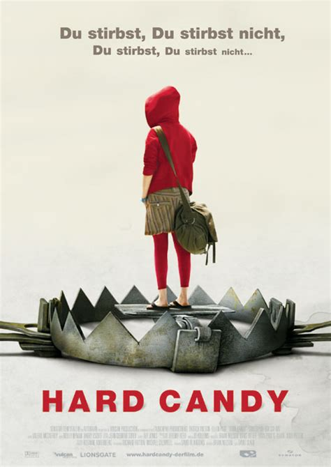 Plakat Candy by Filmplakat Hard Candy 2005 Filmposter Archiv