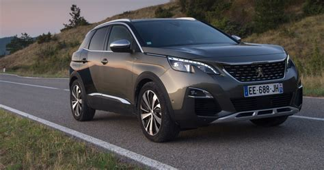 peugeot jeep interior 2018 peugeot 3008 pricing and specs new gen suv touches down