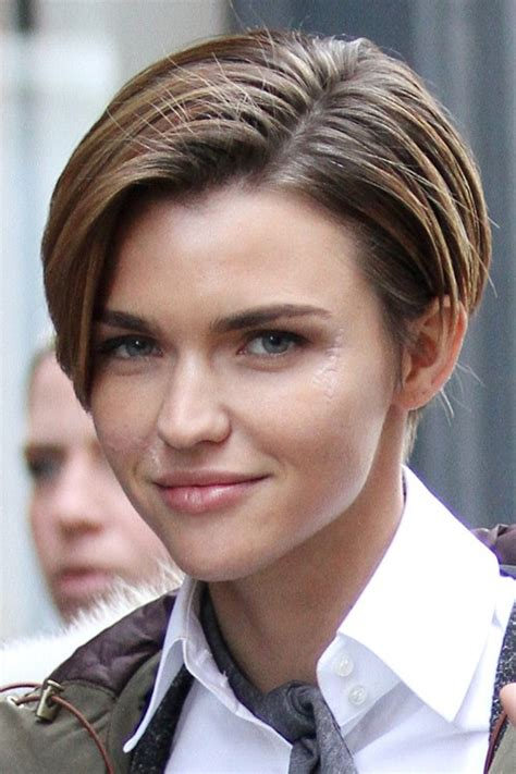 ruby rose haircut ruby rose s hairstyles hair colors steal her style
