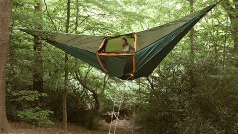 tenda amaca tentsile la tenda amaca per vivere sugli alberi