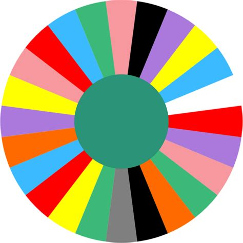 spin the wheel template blank spinning wheel template clipart best