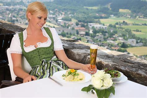 speisesaal buffettische halbpension und zimmer mit fr 252 hst 252 ck hotel kanz egg am