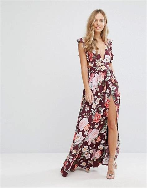 Sweet Floral Maxi Dress 25 best ideas about floral maxi dress on