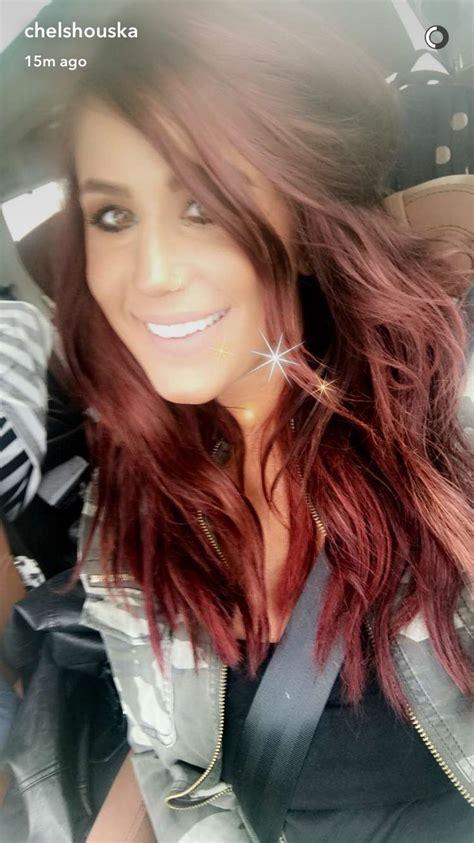 what red hair colour does chelsea houska have hair 17 best ideas about chelsea houska hair on pinterest