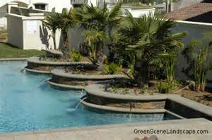 backyards made betterplants around the pool what works best