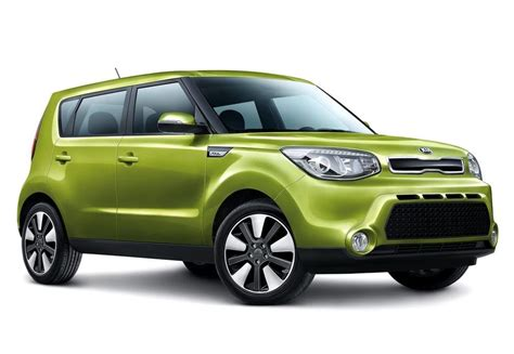 Kia Souls 2014 2014 Kia Soul Colors Turbo Top Auto Magazine