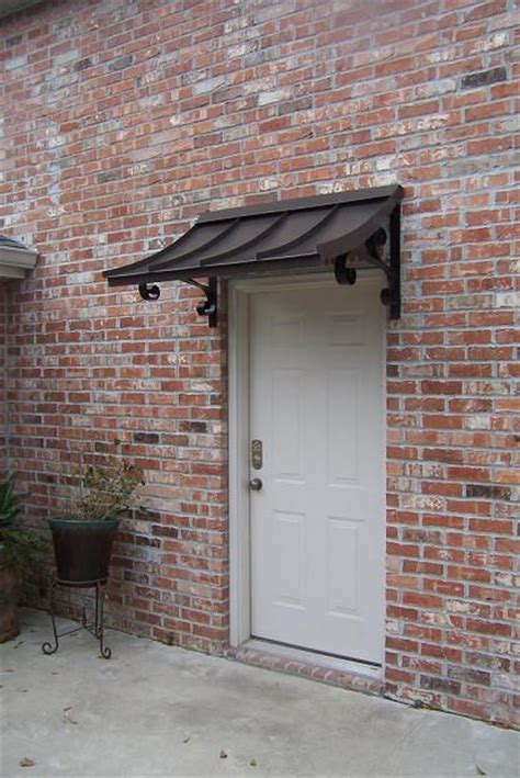 entry door awning 25 best ideas about metal awning on pinterest front