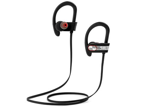 Headphone Sport Bluetooth Earphone With Microphone techelec sp x sweatproof sport bluetooth headphones with
