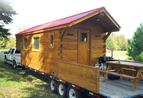 Log Cabin Kits New Brunswick by Log Cabin Mobile Homes